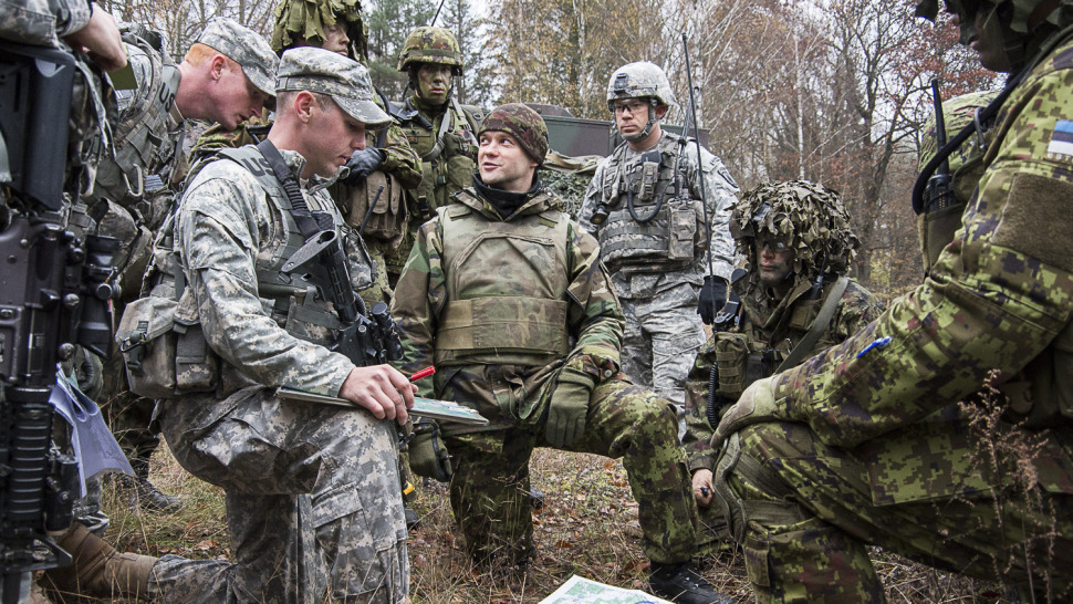 Europejskie państwa NATO się rozbrajają. Bezpieczeństwo na koszt USA