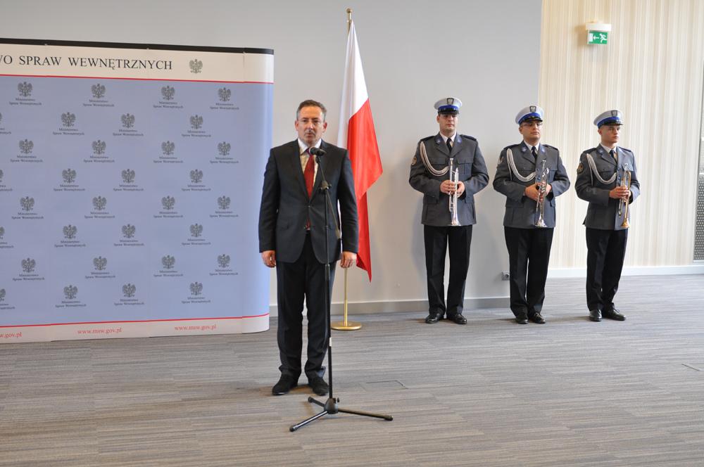 Sienkiewicz: Na Ukrainie jest wojna. Polska przygotowana na zagrożenia