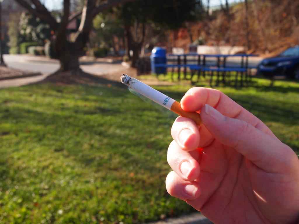 Palących jest mniej. Rząd chwali się, że to jego zasługa