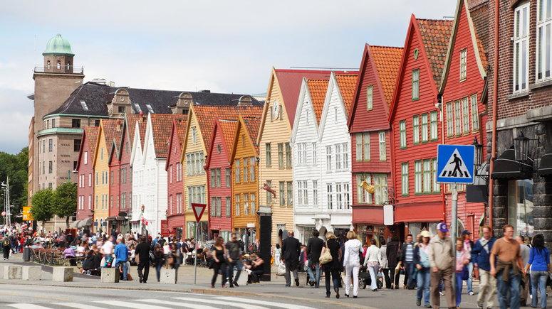 Przyszłością Norwegii już nie będzie ropa i gaz