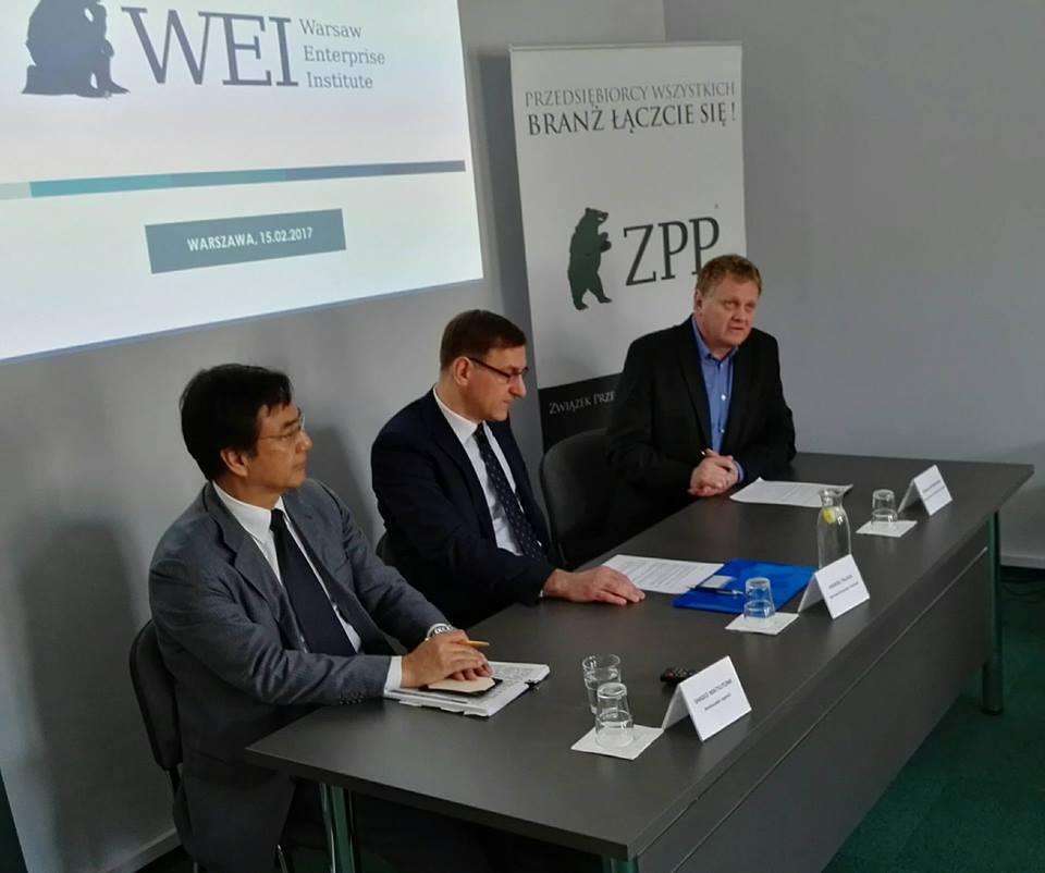 Polskę i Japonię łączą wspólne wyzwania państw pogranicza demokracji