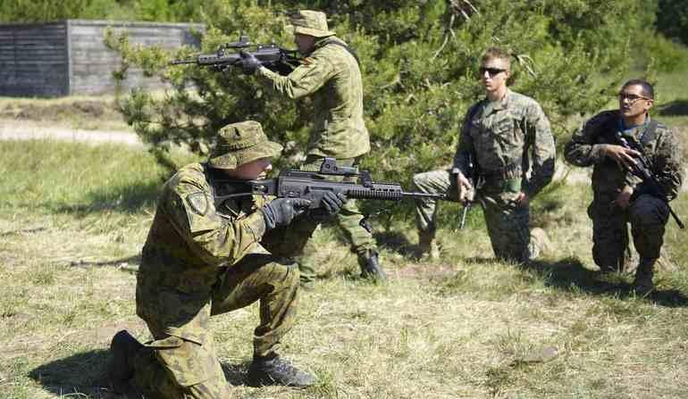 Wzrost wydatków obronnych na Litwie zatwierdzony