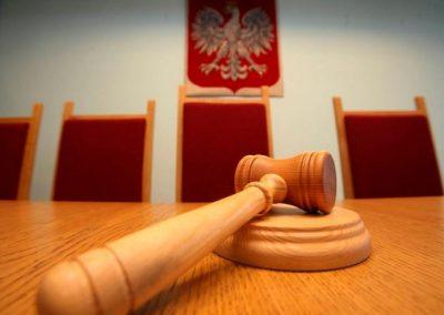 O krok od prawnej katastrofy, czyli irlandzki kłopot sądowy