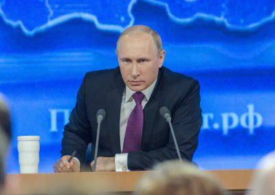 To tylko kolejna awanturka Putina