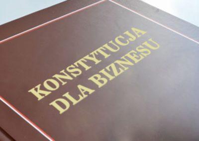 Pierwsze efekty noweli KPA dobrze wróżą Konstytucji Biznesu
