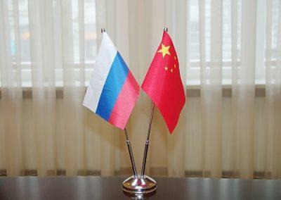 Słoń i myszka, czyli o handlu Chin z Rosją