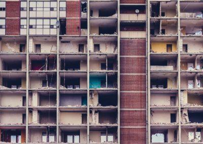 Mieszkanie minus