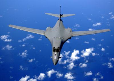 Bombowce strategiczne to straszak, ale nie na nas