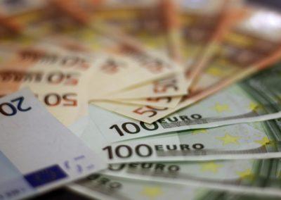 Stanowisko WEI. Euro 20-letnia panna