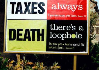 Przedsiębiorczość a prostytucja, aborcja i podatki.