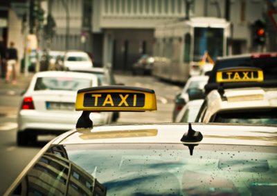 Taksówkarze, czyli współcześni luddyści