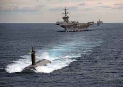 """USA wysyłają okręty na Bliski Wschód. """"Chcą wpłynąć na Iran"""""""