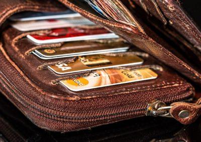 Rubiny i karty kredytowe