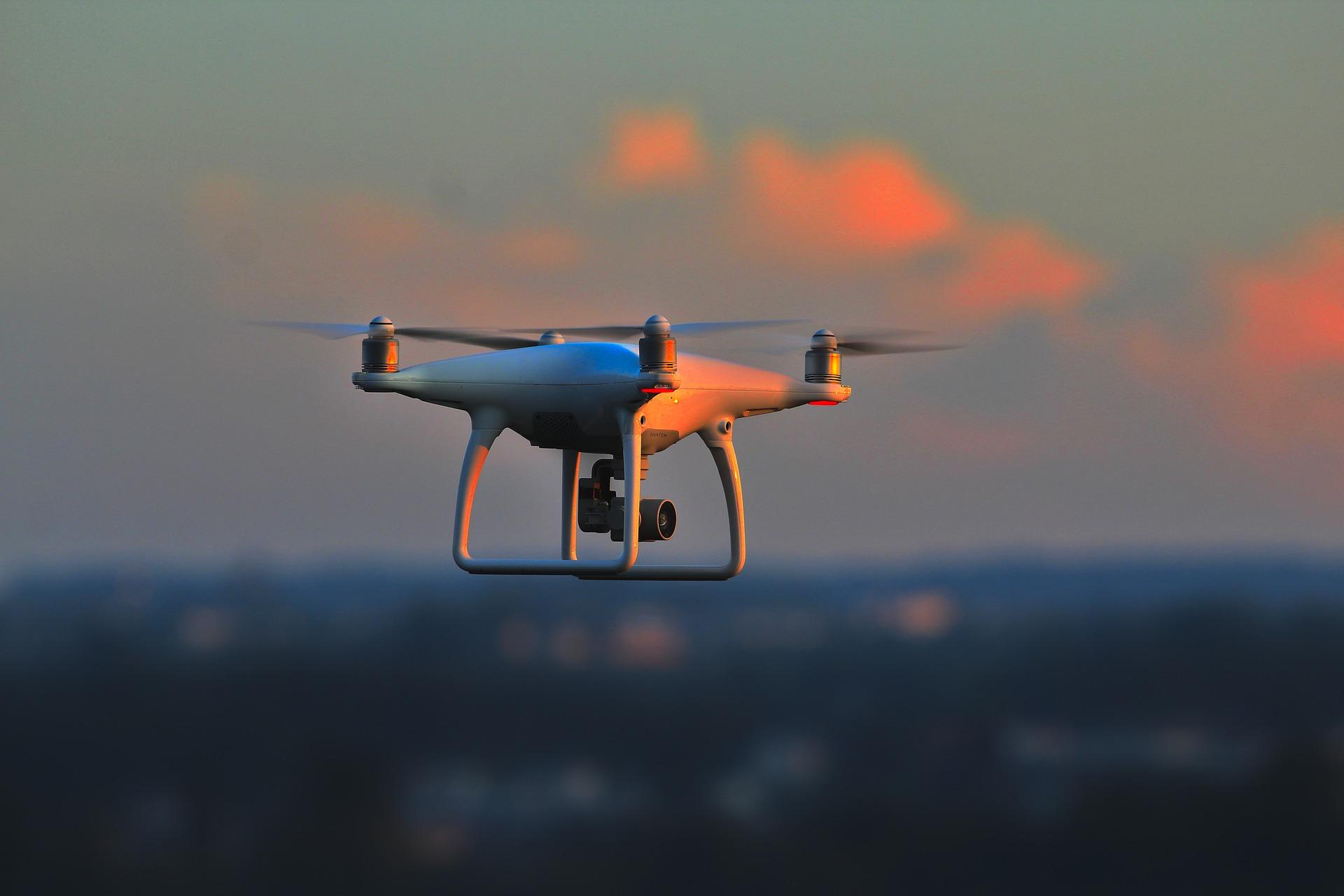 Czy polskie prawo sprzyja dronom? Przegląd legislacyjny WEI