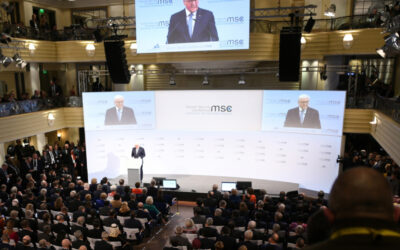 56. Monachijska Konferencji Bezpieczeństwa. Andrzej Talaga: ład międzynarodowy topnieje